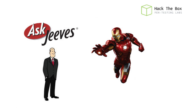 WriteUp - Jeeves (HackTheBox) – ironHackers