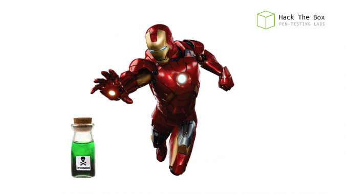 WriteUp - Poison (HackTheBox) – ironHackers