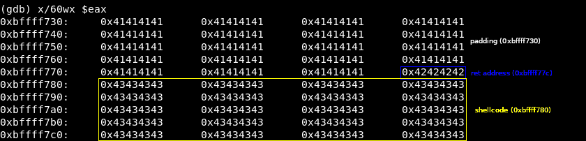 Introduction to exploiting Part 3 - My first buffer overflow